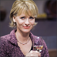 LOVE the Rosé you chose, Leslie...