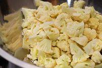 Get steamed over Cauliflower