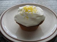 Meyer Lemon Pound/Cupcake