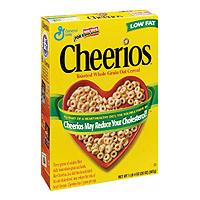 The pow-pow-powerful good-good feelin' of Cheer-cheer-Cheerios!